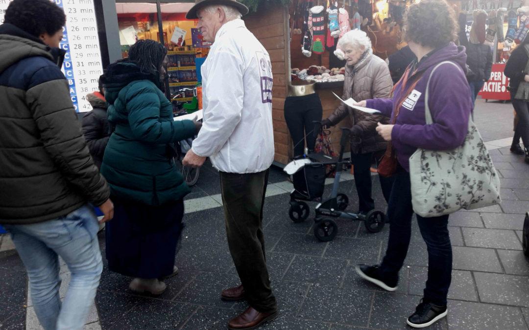 In actie tegen open winkeldeuren